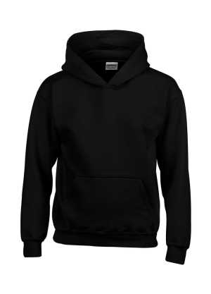 Classic Fit Youth Hooded Sweatshirt