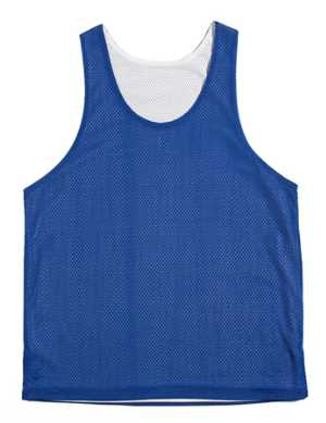 Reversible Mesh Basketball Singlet