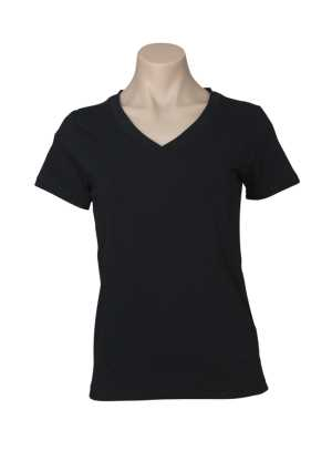 Ladies Stretch Short Sleeve Tee