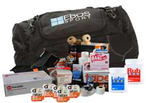 "EBOS Sport 'WARRIOR"" Kit 115 piece kit"