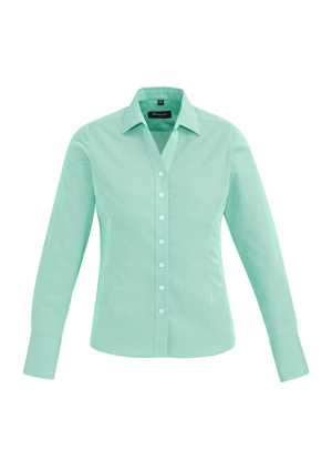Hudson Ladies L/S Shirt