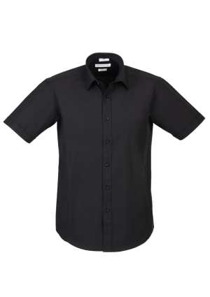 Berlin Mens Short Sleeve Shirt