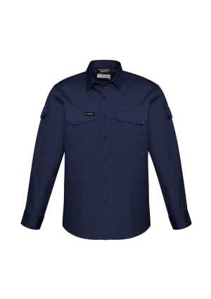 Rugged Cooling Mens L/S Shirt