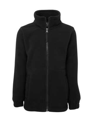 Adults Full Zip Polar