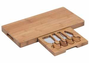 Gourmet Cheese Board Sets with Logo