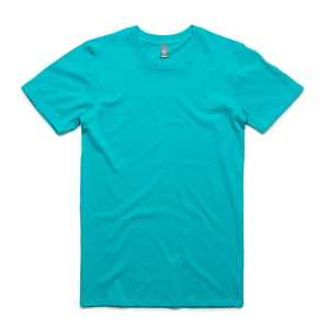 #D Mens Staple Tee Teal S