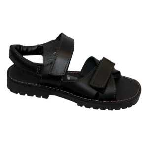 Black Safari Sandals 23-34
