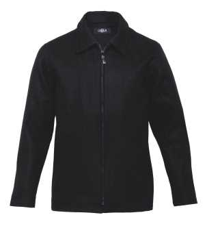 Mens Melton Wool Jacket