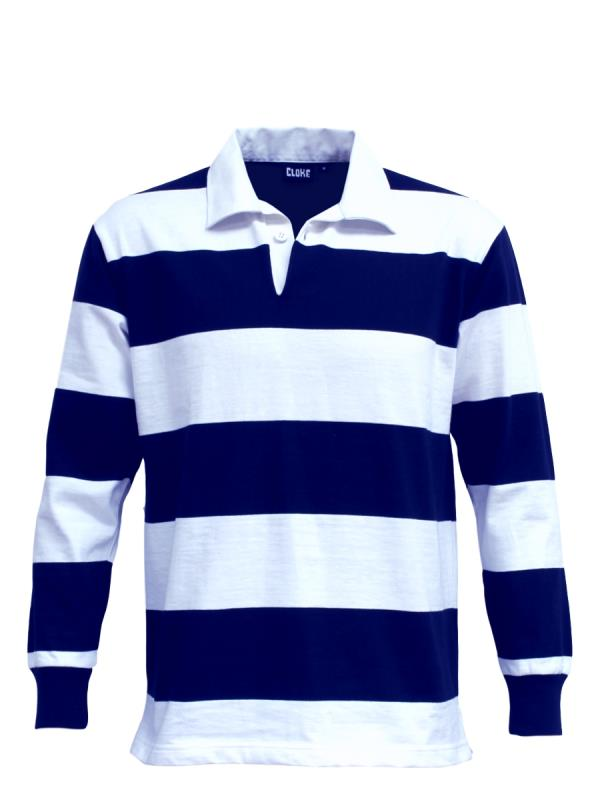 RJS Striped Rugby Jersey