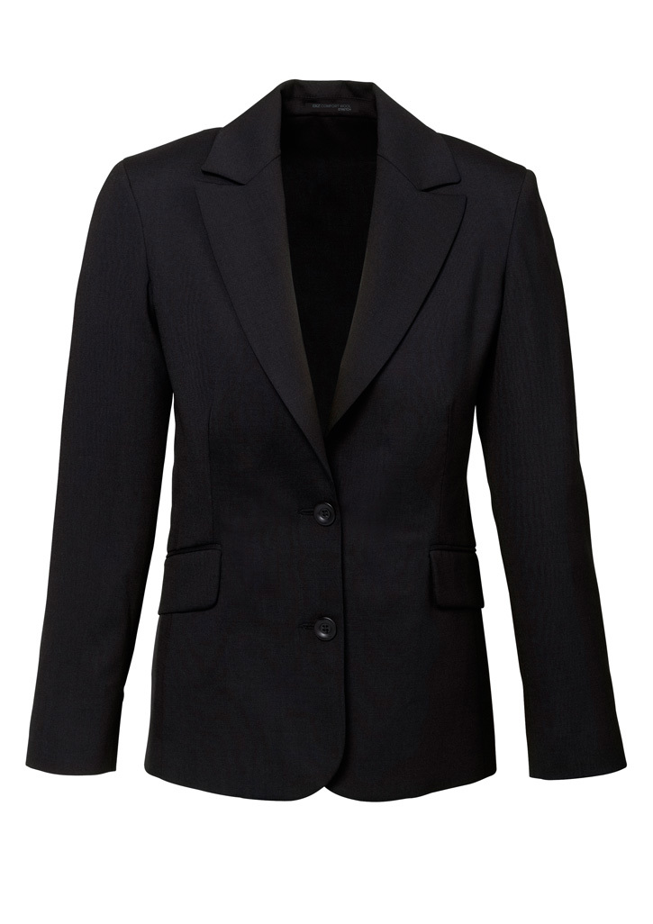 Ladies Longline Jacket