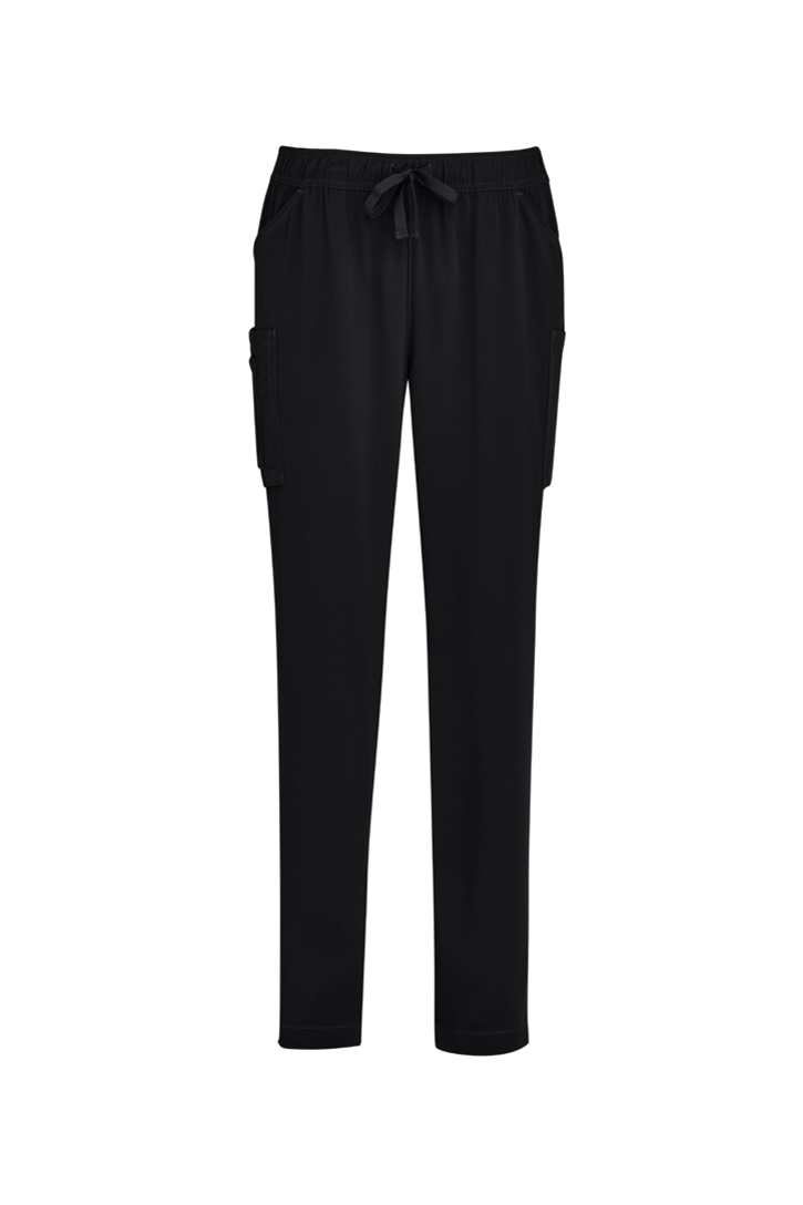 Womens Avery Slim Leg Scrub Pant