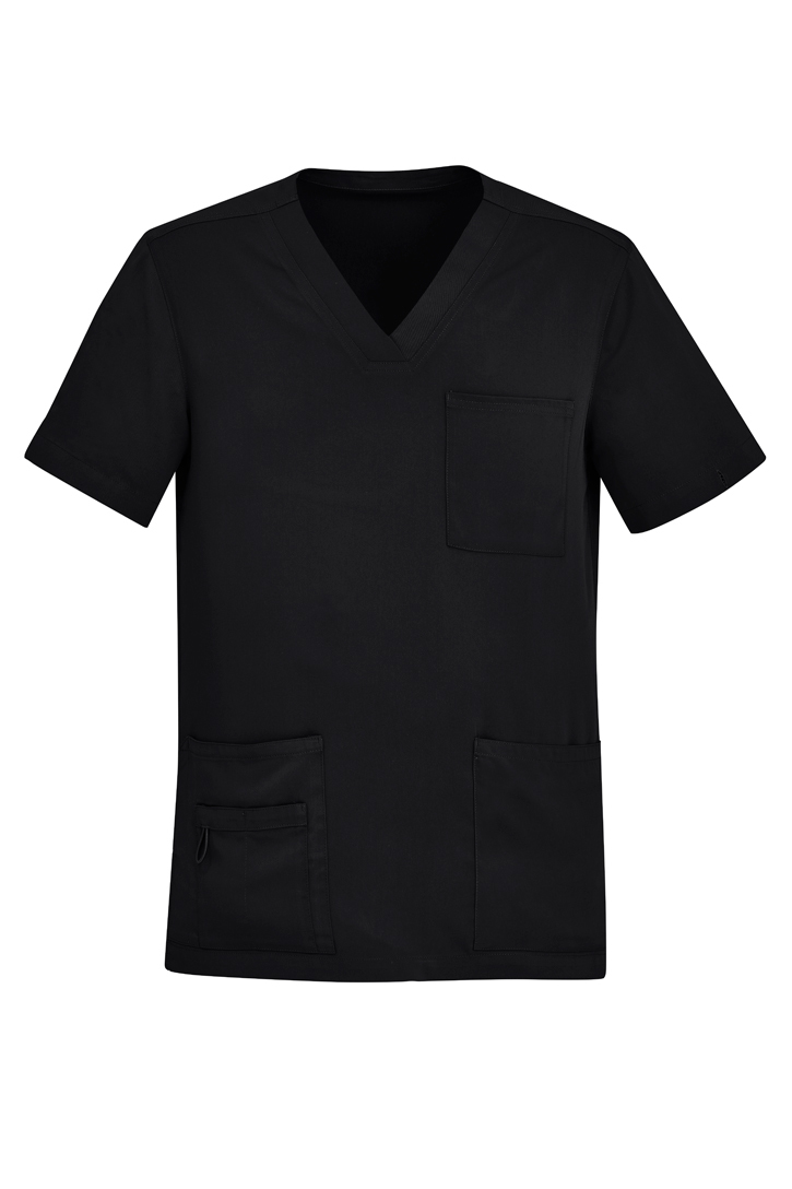 Mens Avery V-Neck Scrub Top