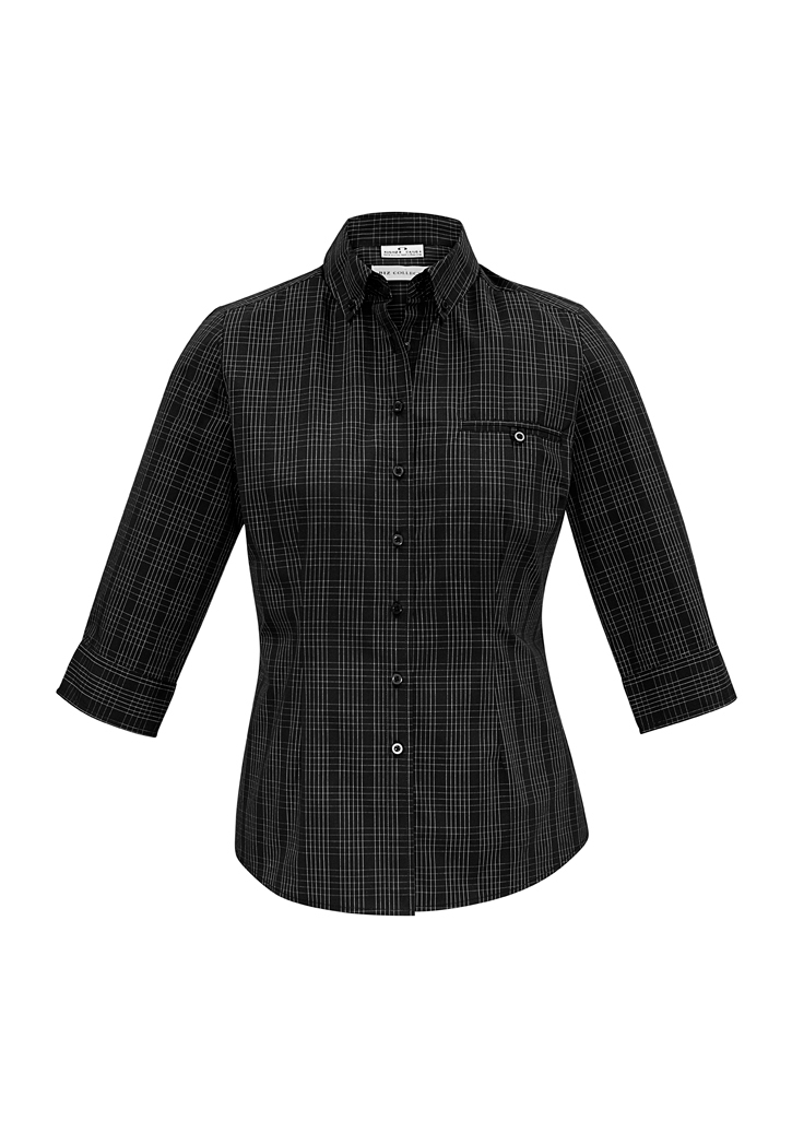 Ladies Harper Sleeve Shirt 3/4