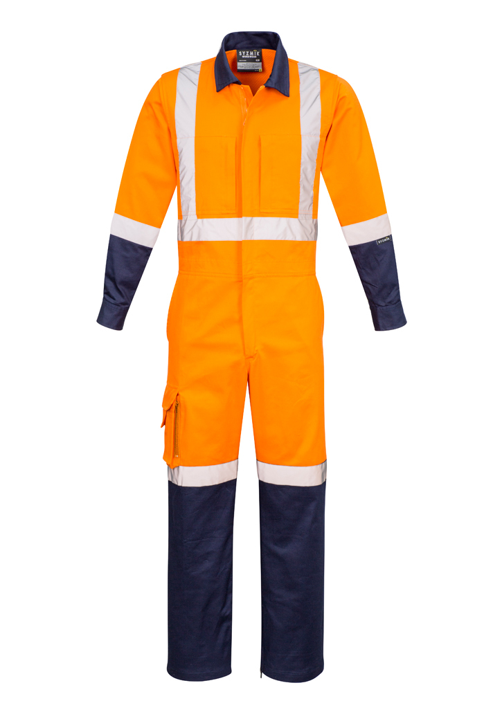 Rugged Cooling TTMC-W Overall - Fire Retardant
