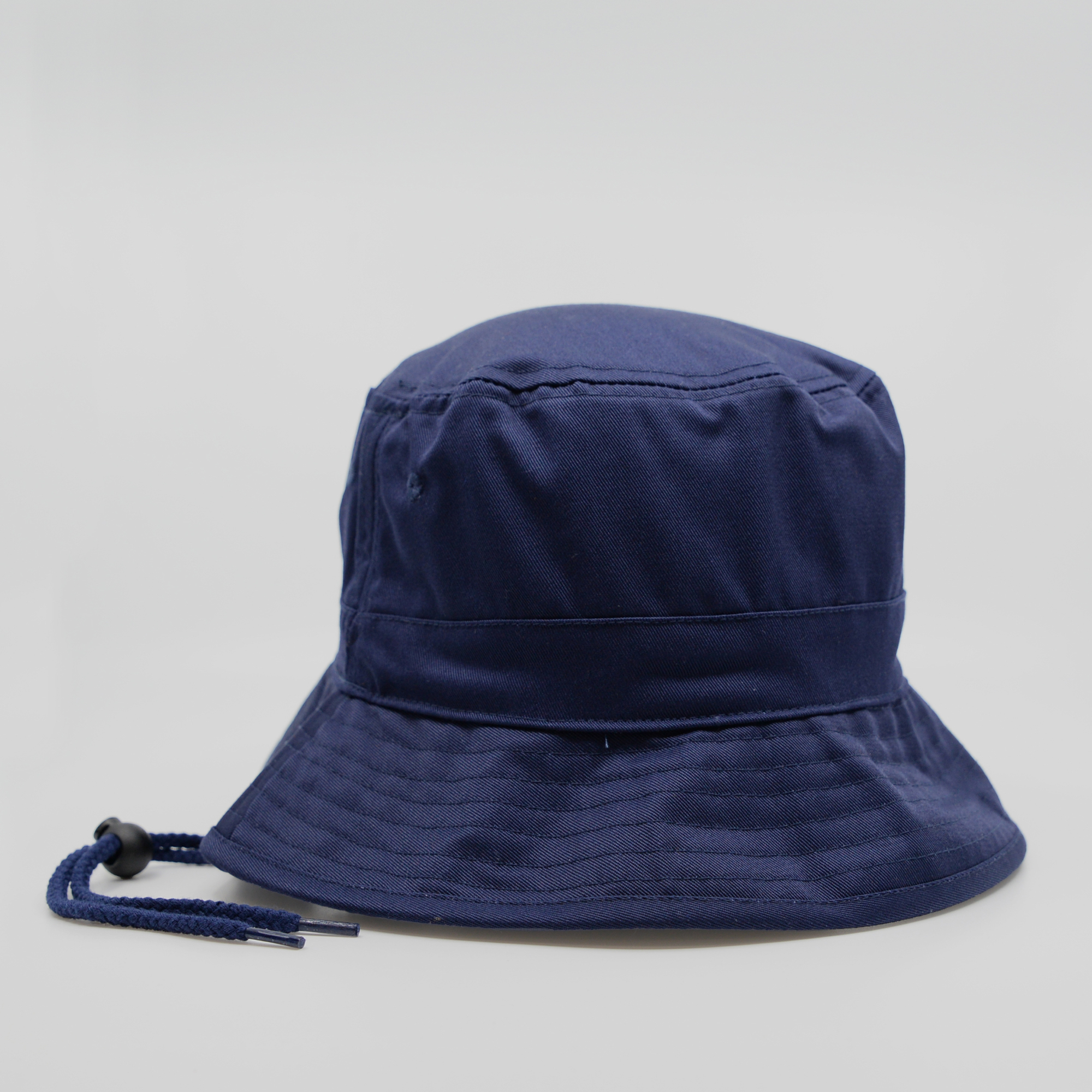 Bucket Hat with Adjustable Cord