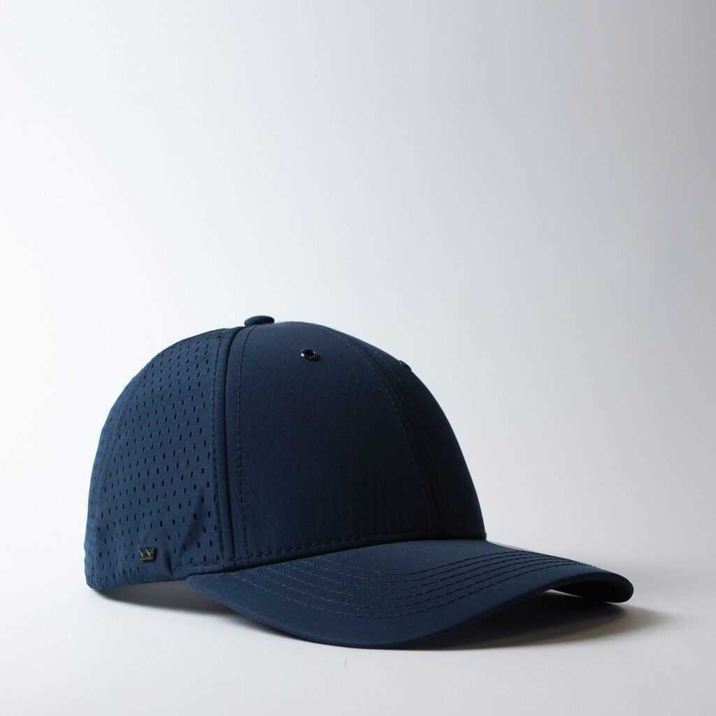 High Tech Curved Peak Snapback