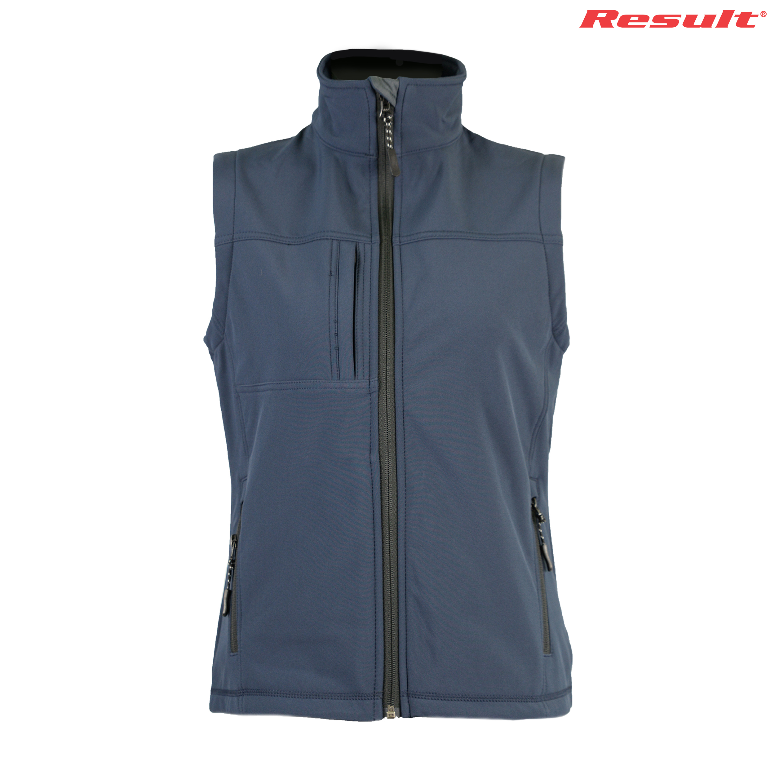 Result Ladies Classic Soft Shell Vest