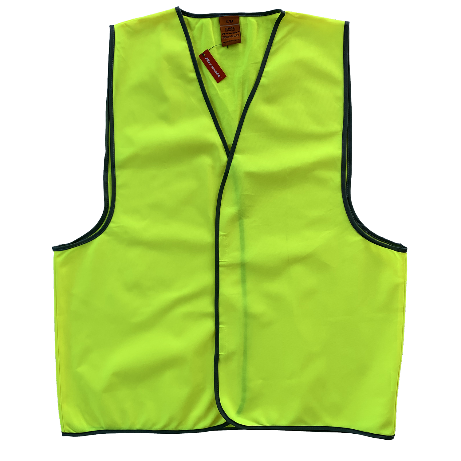 Work-Guard Hi Vis Safety Vests