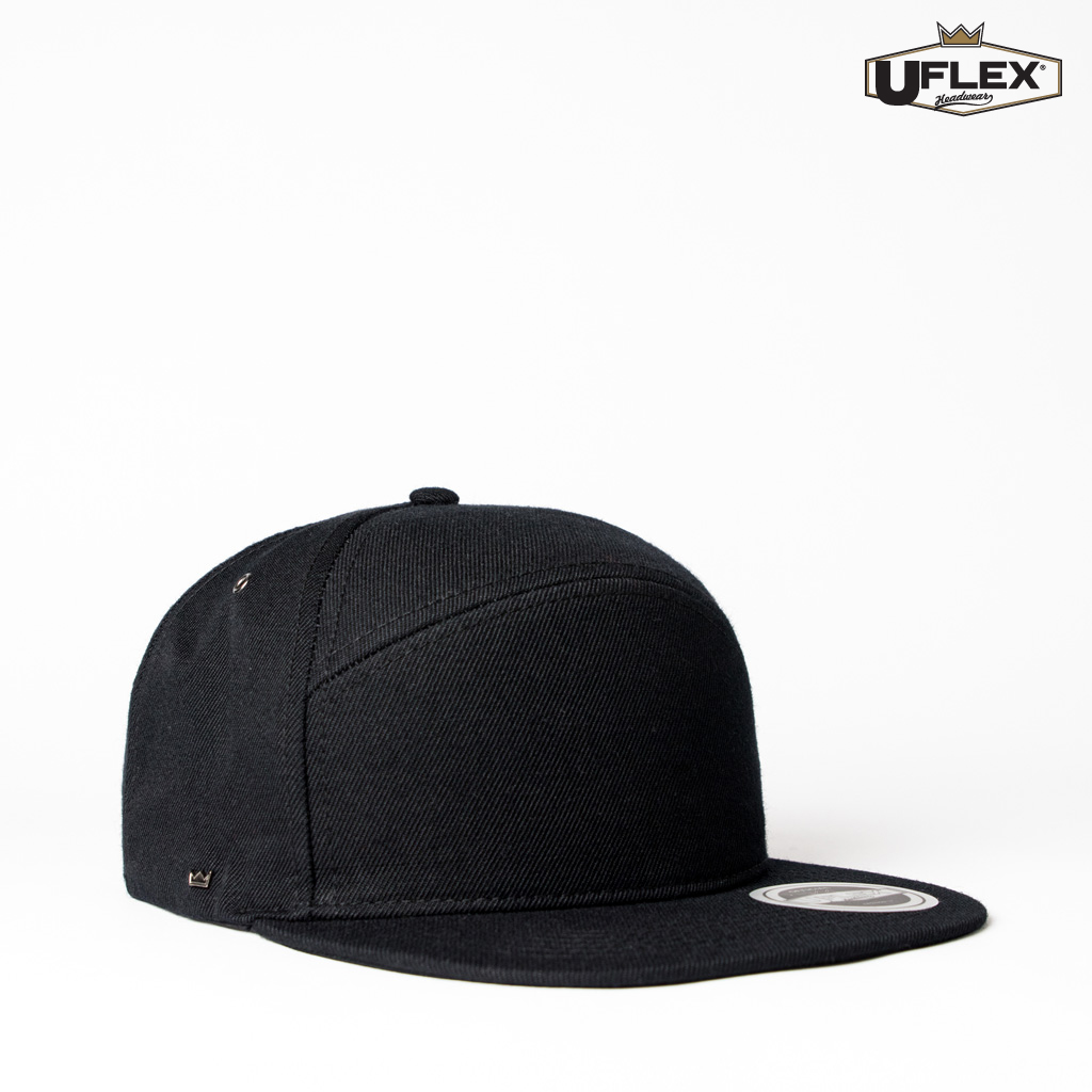 UFlex Adults Fashion 6 Panel Snapback