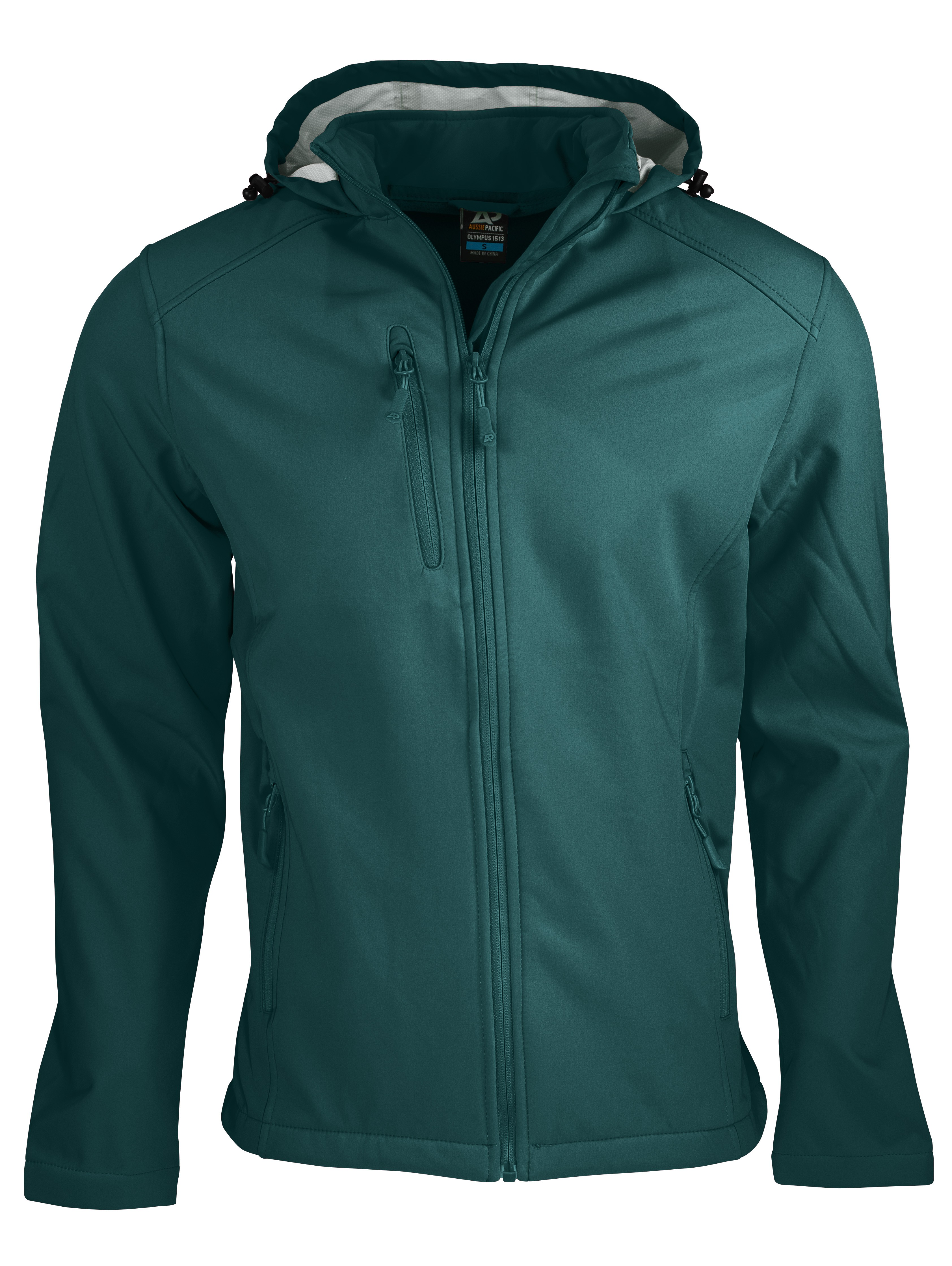 Ladies Olympus Jacket Bottle Green 10