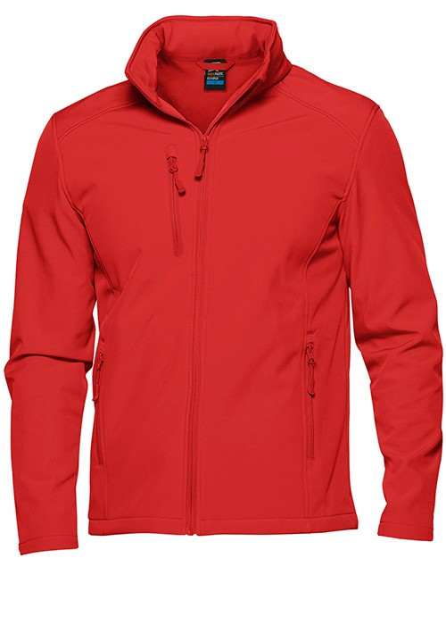 Ladies Olympus Jacket Red 10