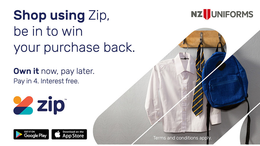 Win your purchase back with Zip