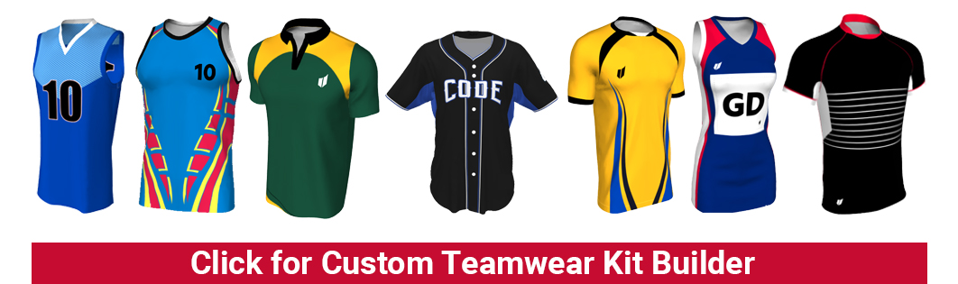 ddc7078c997 Design Your Own Custom Kit | NZ Uniforms